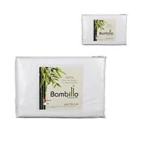 OREILLER BAMBILLO X2 + 2 TAIES