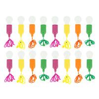 HANDY LUX - Set de 8 Ampoules colorées - Lot de 2