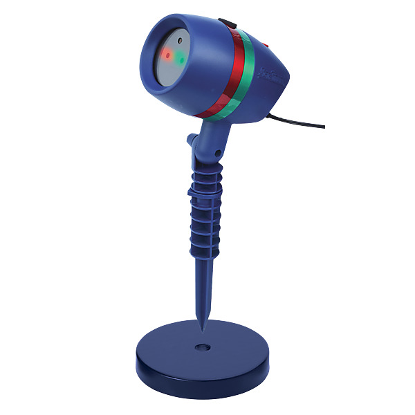 Star shower motion projecteur laser m6 boutique for Laser deco maison