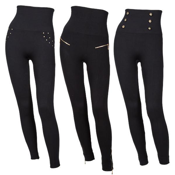 HOLLYWOOD PANTS - Pantalons Minceur