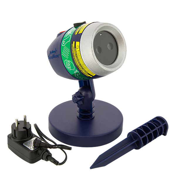 STAR SHOWER LASER MAGIC - Projecteur Laser