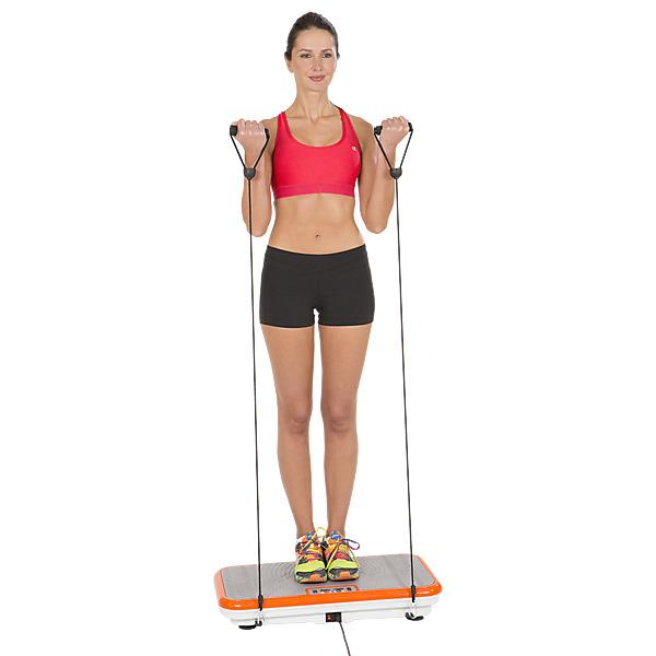 VIBRO SHAPER - Plateforme de Fitness + SLEN 30 Gels Minceurs