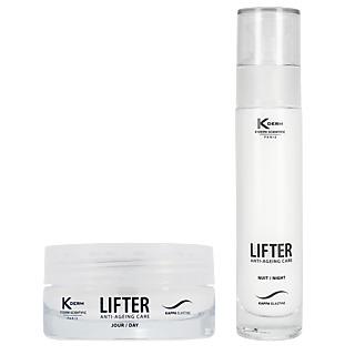 Révélez votre jeunesse ! Restructure et raffermit la peau Un actif reconnu : la Kappa élastine Véritable molécule anti-âge.
