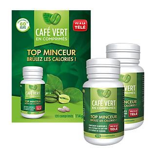 Le café vert, mon allié minceur ! Aide à combattre l'excès de poids grâce au Guarana Cure de 60 jours Programme minceur complet Résultats prouvés.