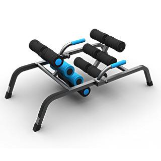 Tonifiez vos muscles grâce à cet appareil complet et compact ! Combine 10 exercices en un seul appareil Un design ergonomique qui vous permet d'adopter les bonnes positions Musclez-vous de manière simple et efficace 10 minutes par jour pour des résultats
