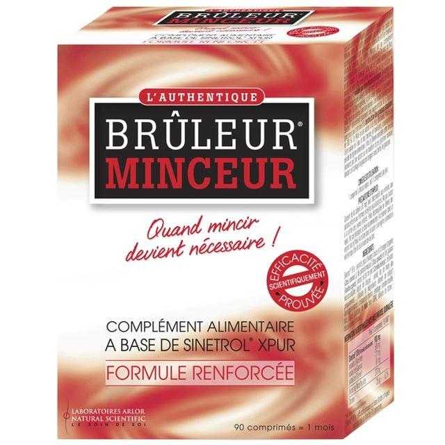 L'AUTHENTIQUE Brûleur Minceur - w9boutique.fr - W9 Boutique Brûle-graisse