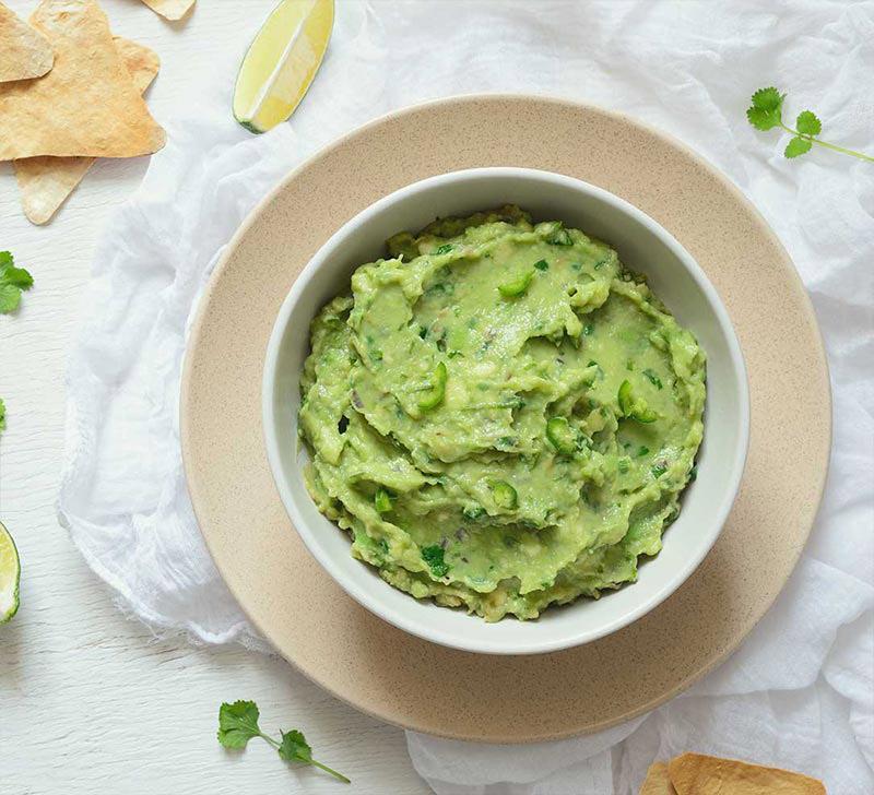 Recette guacamole avec la Compact Cook Elite