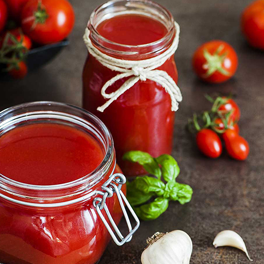 Recette Coulis Tomates Compact Cook