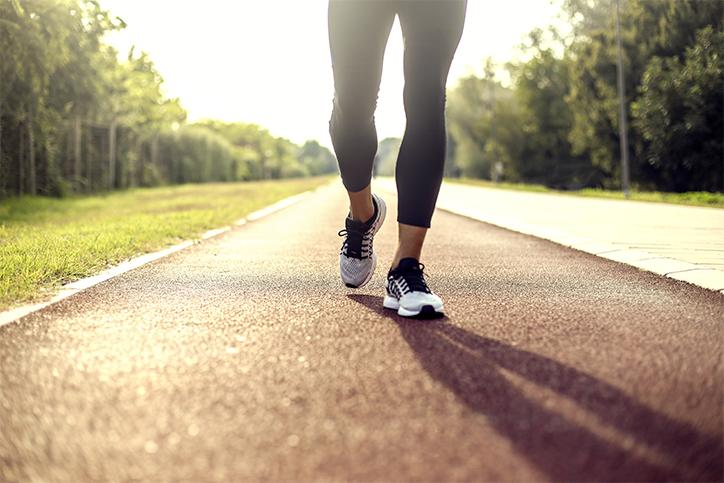 Fitness : bien débuter la marche