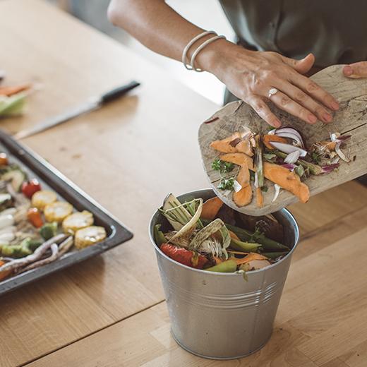 Anti-gaspillage : nos 5 astuces pour réduire ses déchets en cuisine