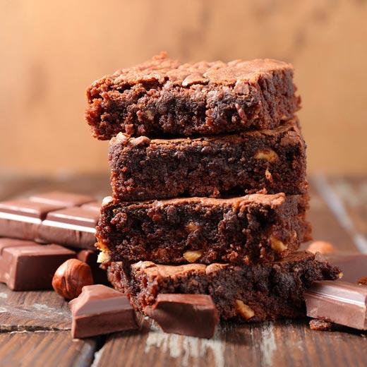 Recette de brownie aux noix de pécan