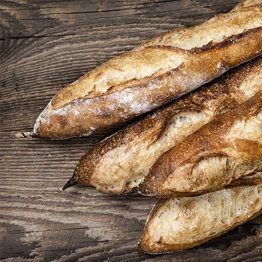 Recette de pain baguette avec le Compact Cook Elite & Pro