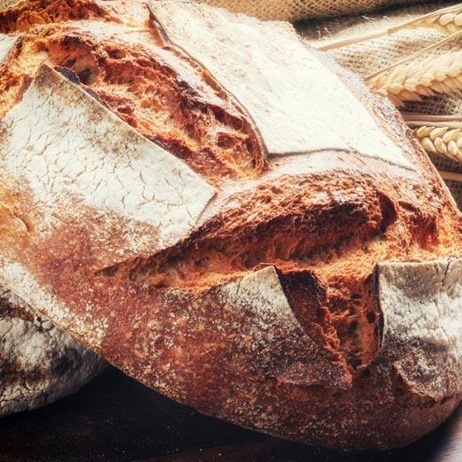 Recette de pain de campagne avec le Compact Cook Elite