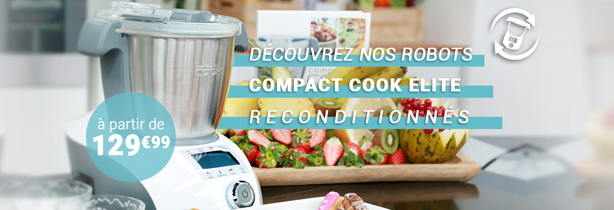 Compact Cook Elite reconditionné