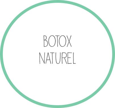 Botox naturel
