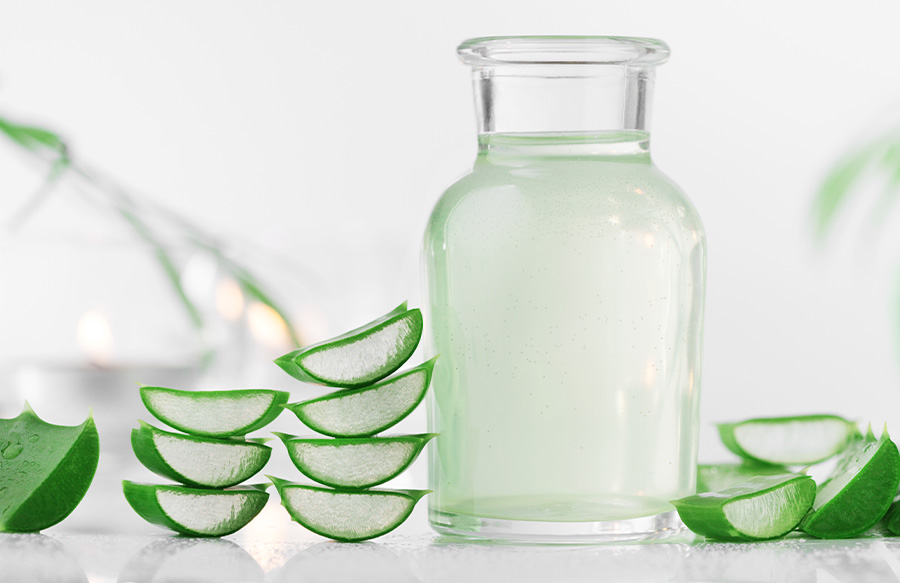 composant naturel – aloe vera