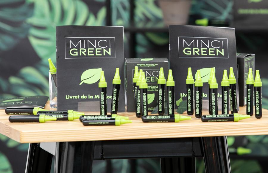 Minci Green - programme minceur bio