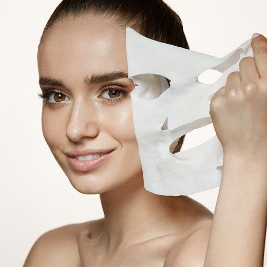 Vitamasques Masque visage en tissu