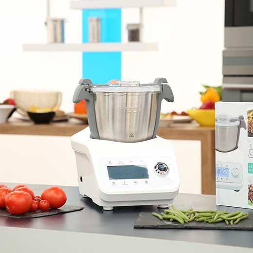 Comment utiliser le Compact Cook Pro ?