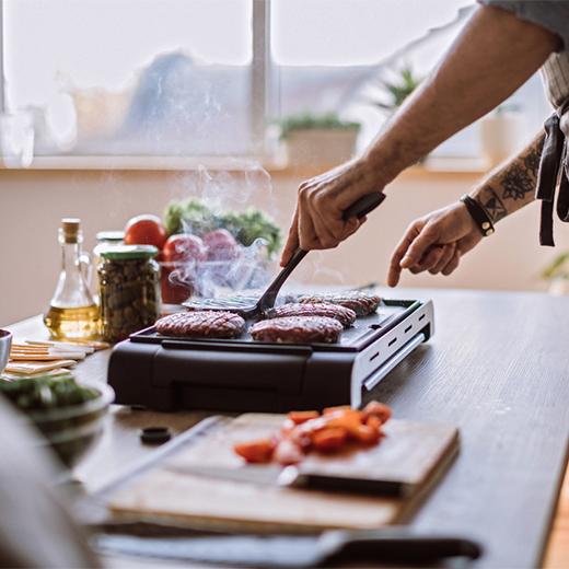 Ma cuisine d'été et conviviale : Cuisiner comme en extérieur
