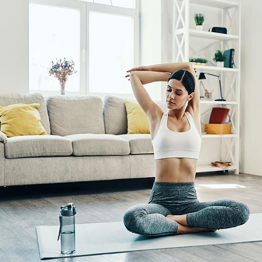 Cardio, musculation, relaxation : comment faire du sport à la maison